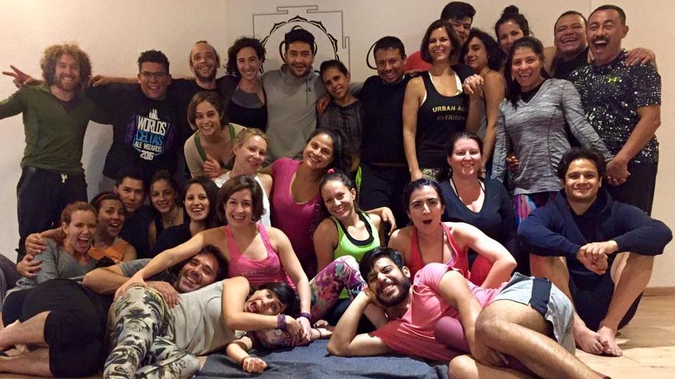 Mexico City Elemental Inmersion Junio 18-21 2016