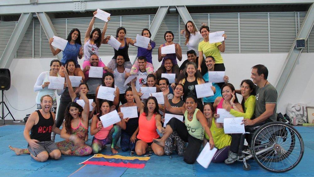 Venezuela Elemental Inmersión oct 10-14 2015