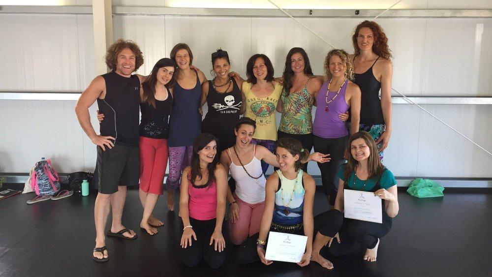 Lisbon Elemental Immersion Julio 25-29 2015
