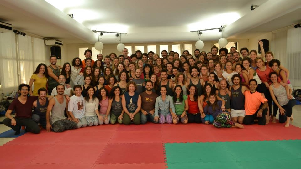 Buenos Aires Acroyoga Solar Immersion May 2-6 2015