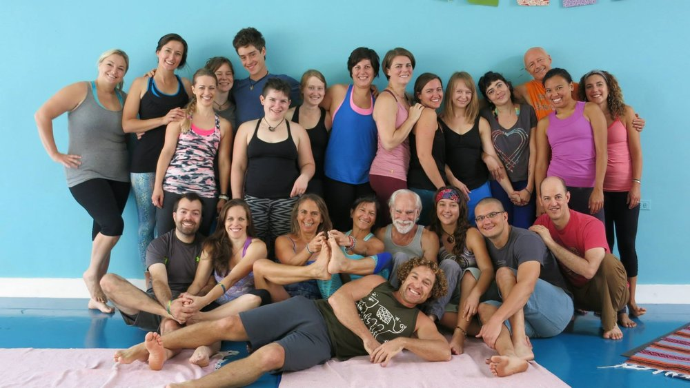 Chicago Lunar AcroYoga Immersion August 23-27 2014