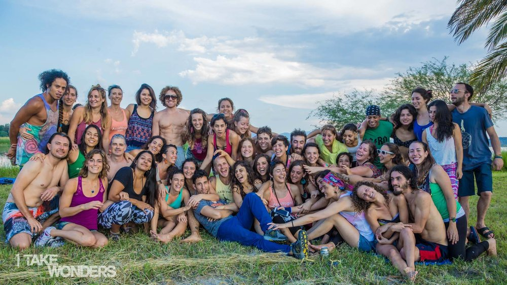 AcroYoga Latino Teacher Training Oct 24-nov 8 2015