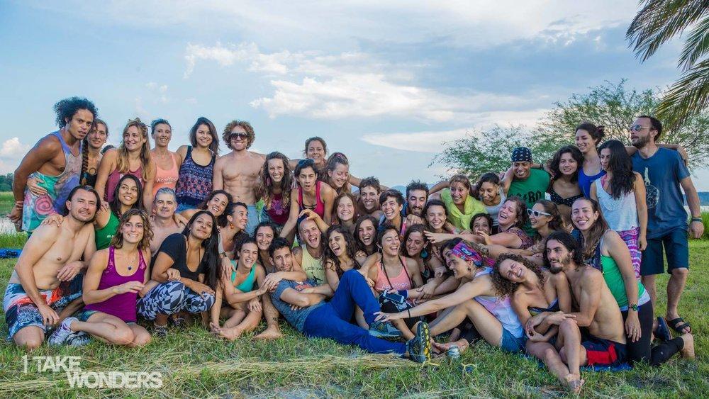AcroYoga Latino Teacher Training Oct 24-nov 8 2015