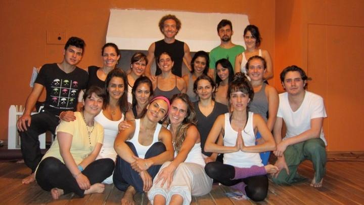 Caminando en el Cielo - Latin America Teaching Oct'10-Jan'11