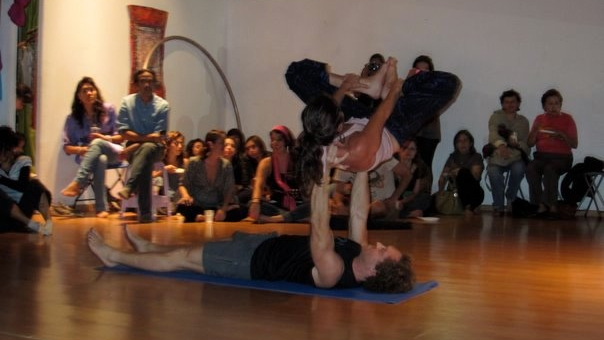 Puerto Vallarta AcroYoga General Immersion Dec 2010