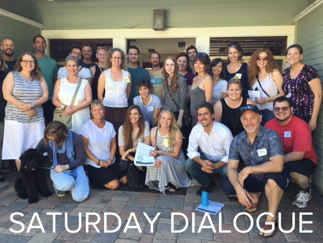 Saturday Dialogue (SD) is a monthly gathering for white anti-racists who want to discuss issues of identity, community, privilege and racism in our lives with the intention to strengthen our practice as anti-racists in alliances, relationships, and interactions with people of color.   Learn more