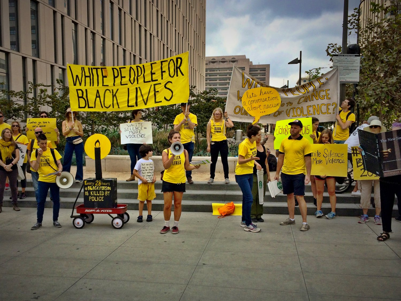 All Black Image white people 4 black lives — aware-la