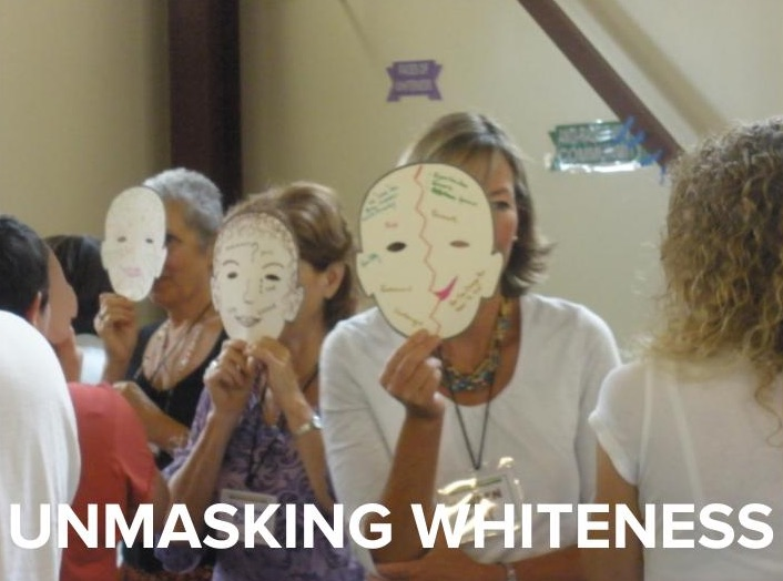 Unmasking Whiteness is an intensive 4-day institute, which invites white people to deepen their self-awareness and build community with other white people taking up work for racial justice. The institute invites the exploration of subjects such as: white privilege, institutional racism, and development of an anti-racist practice and identity. Learn more