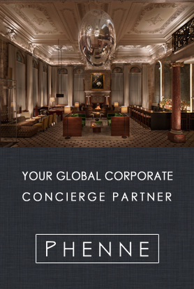 Phenne Your Corporate Concierge Partner