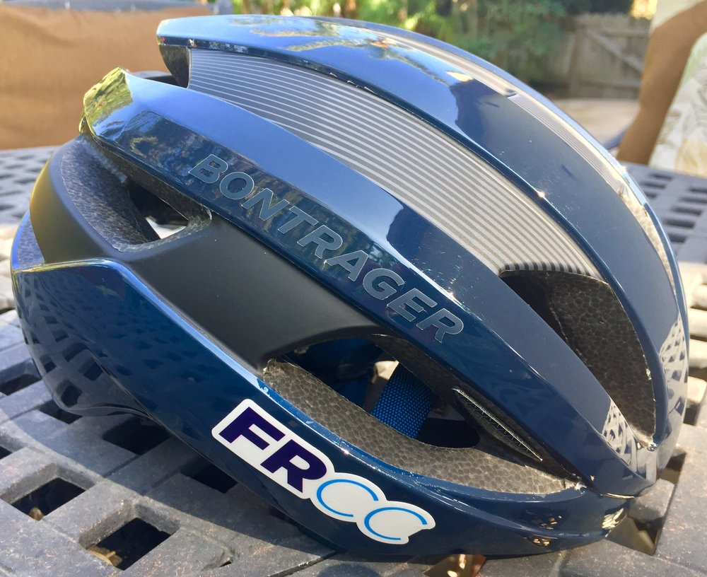 "FRCC ""TEAM"" Helmet"