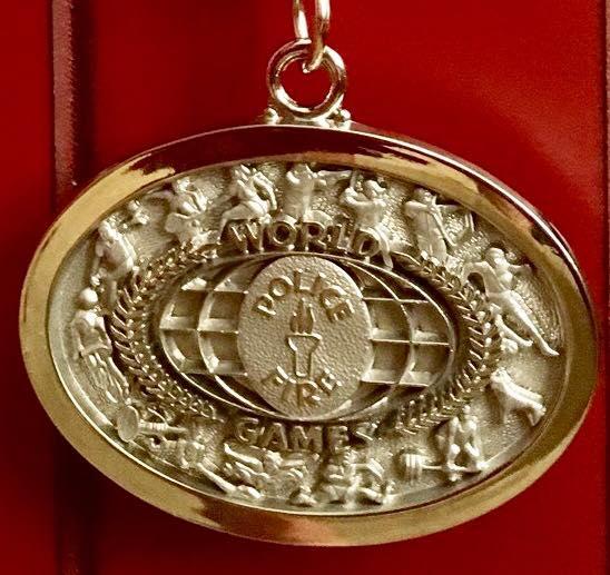 WPFG Medal!
