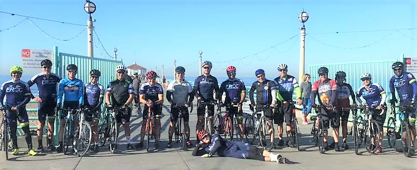 SoCal: Marina Del Rey Ride / Dec 15, 2018 (joint venture with Police Unity Tour Riders)