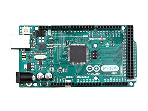 Arduino Mega  or Clone Available on  Amazon
