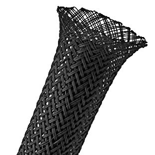 "1/8"" PET Expandable Braided Sleeving"