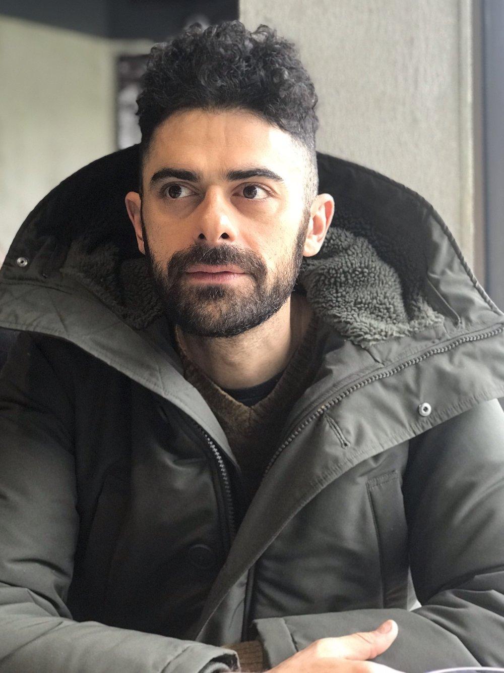 Aryo Khakpour
