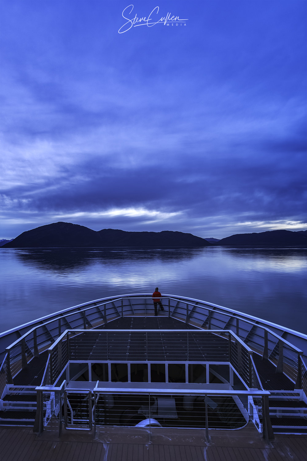 Along the Inside Passage