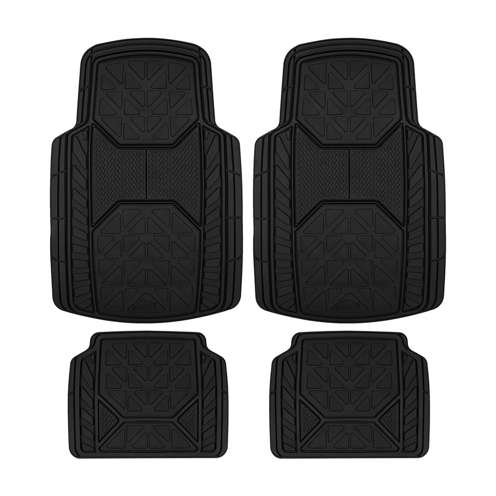Armor All Floor Mats - Full Set (White Background)