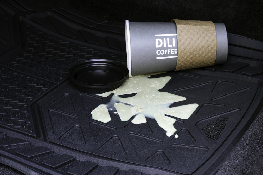 Armor All Floor Mats - Coffee Spill
