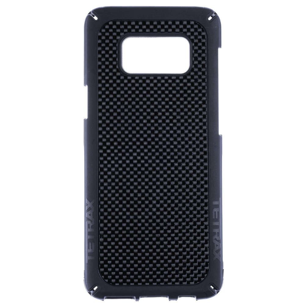 Samsung S8 Plus Carbon Fibre Case