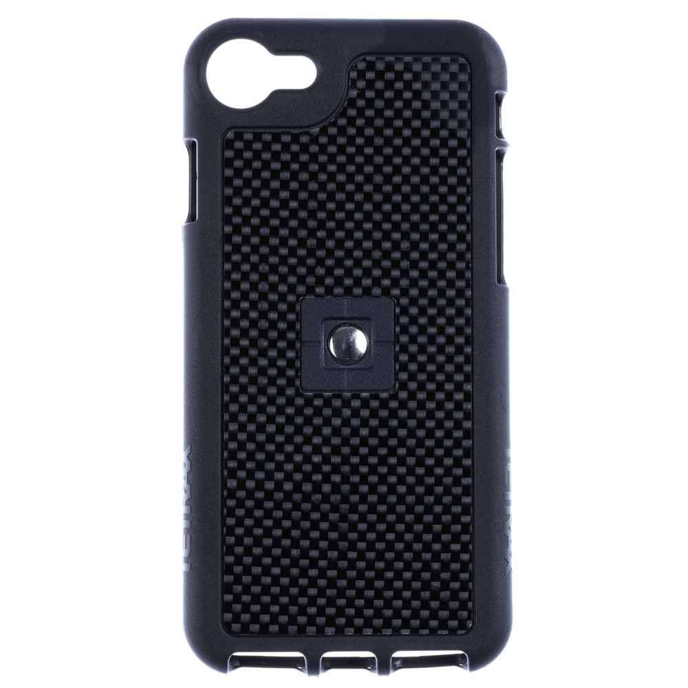 iPhone 7-8 Carbon Fibre Case with Clip