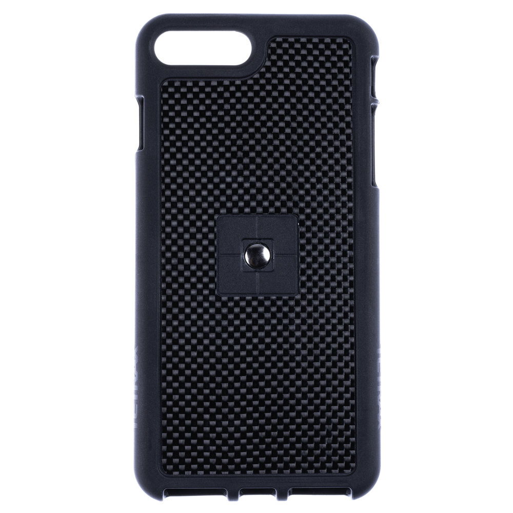 iPhone 7 Plus Carbon Fibre Case with Clip