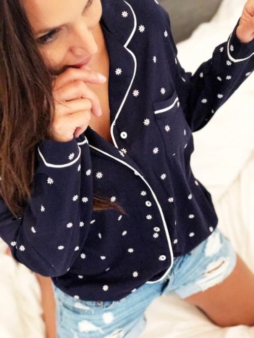 These pyjamas are super luxurious and cute, find them here