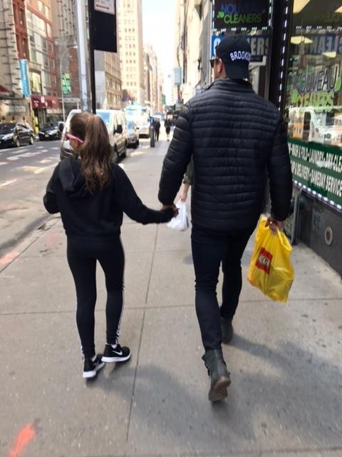 Sam & Eve take New York