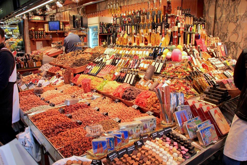 Barcelona La Boqueria (c) when i've got time