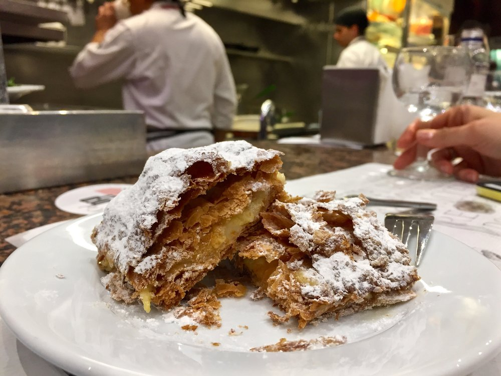 Cal Pep Millefeuille