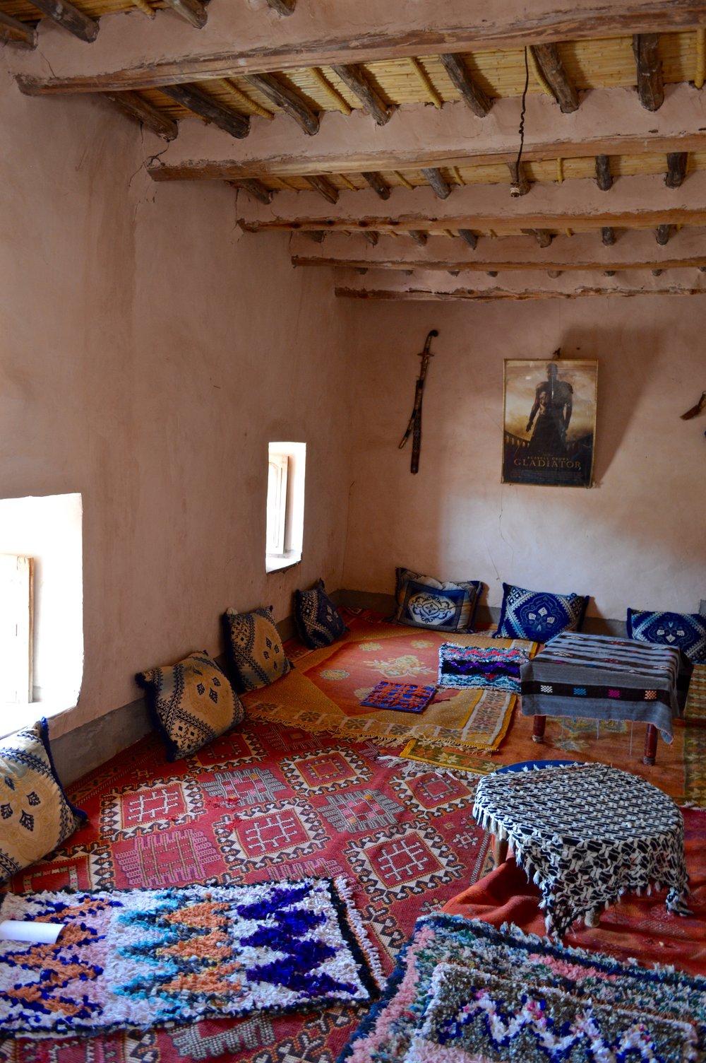 Berber Home in Ait Ben Haddou