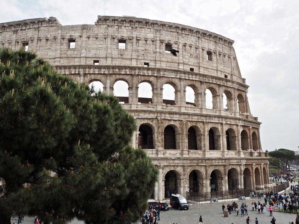 Roman Colosseum (c) when i've got time76.jpg