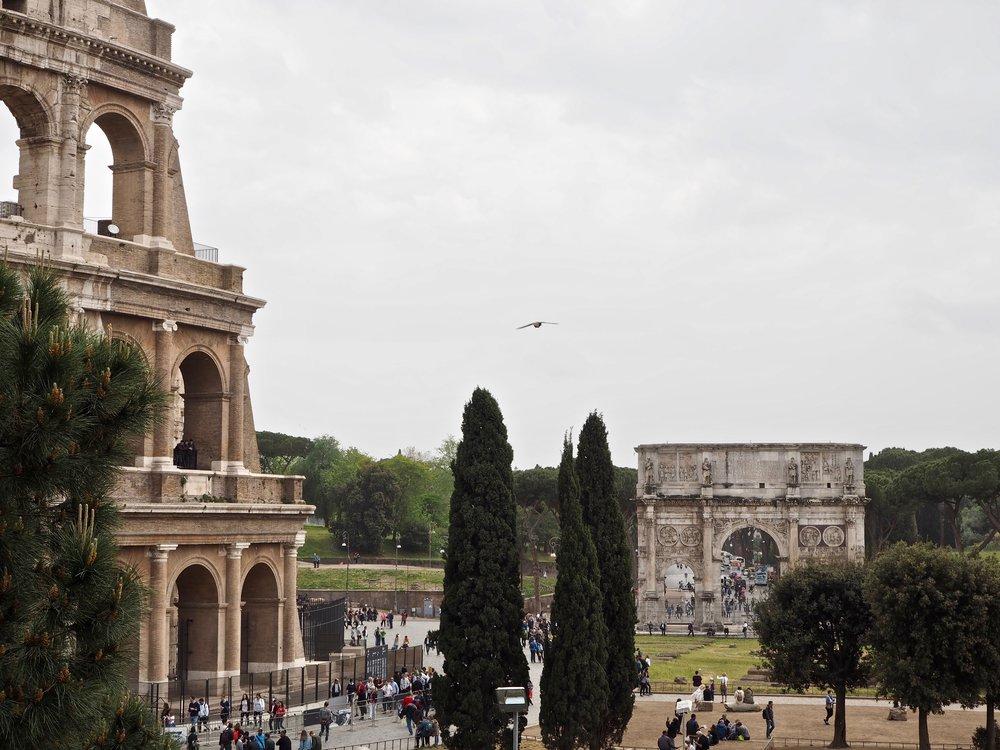 Roman Colosseum (c) when i've got time78.jpg