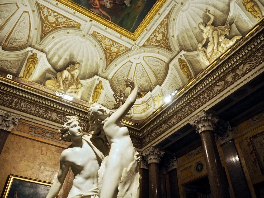 Villa Borghese Apolo e Dafne Gianiorenzo Bernini (c) when i've got time1 2.jpg