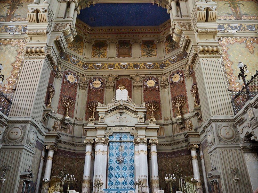 DAY 1 - JEWISH GHETTO | TOURISTY ROME | ROMAN CUISINE