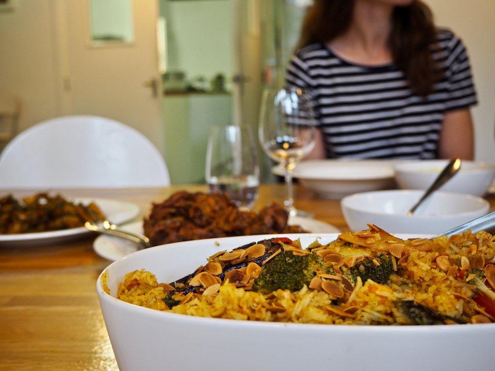 Jenius Social Indian Street Food Class (c) when i've got time