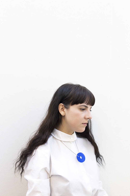 Recycled Plastic  Model: Laurena Rachel