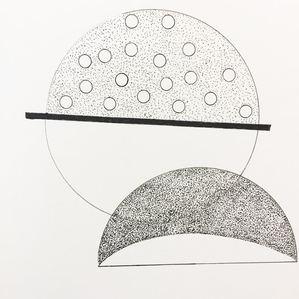 Study of A Dome Artifact