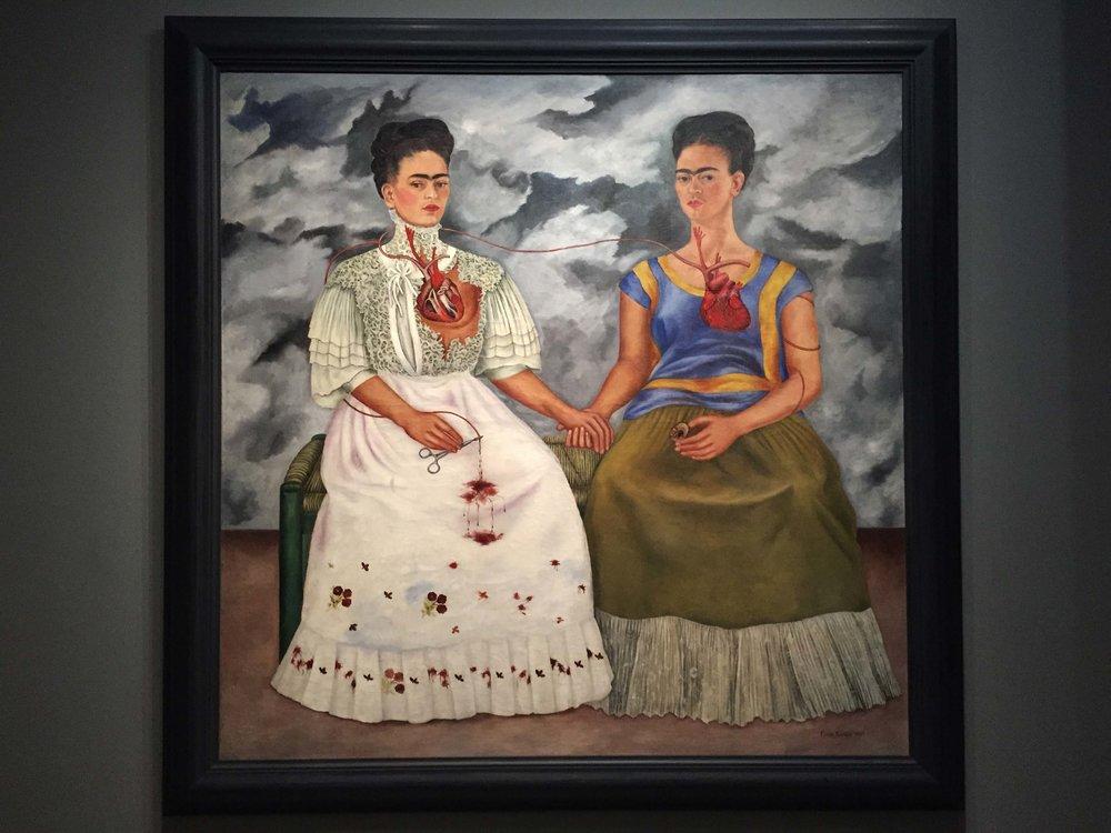Las Dos Fridas  | Frida Kahlo (1939)