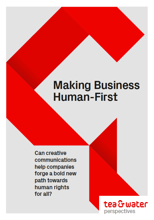 Making Business Human-First