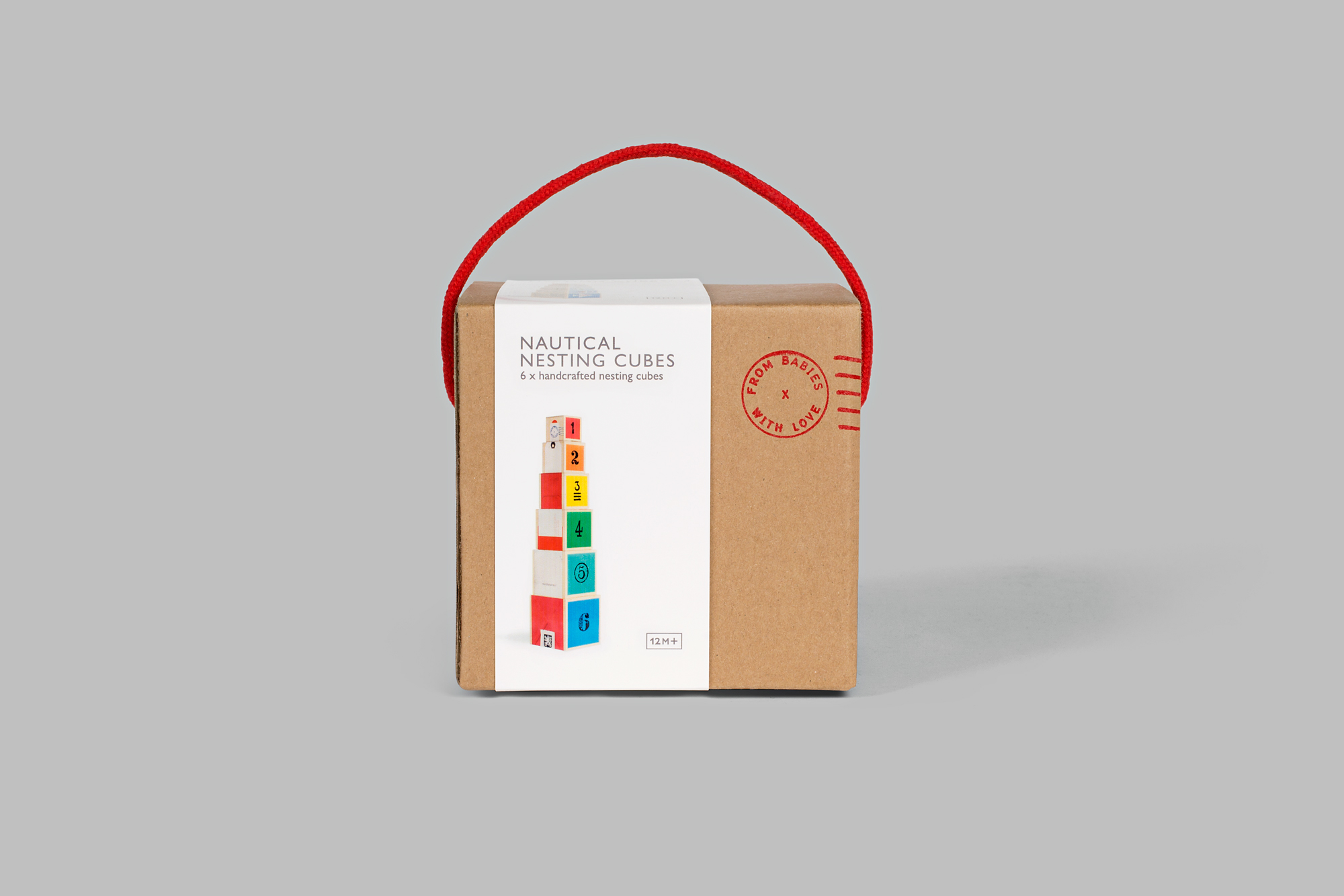 From Babies With Love Packaging Bethan Jones