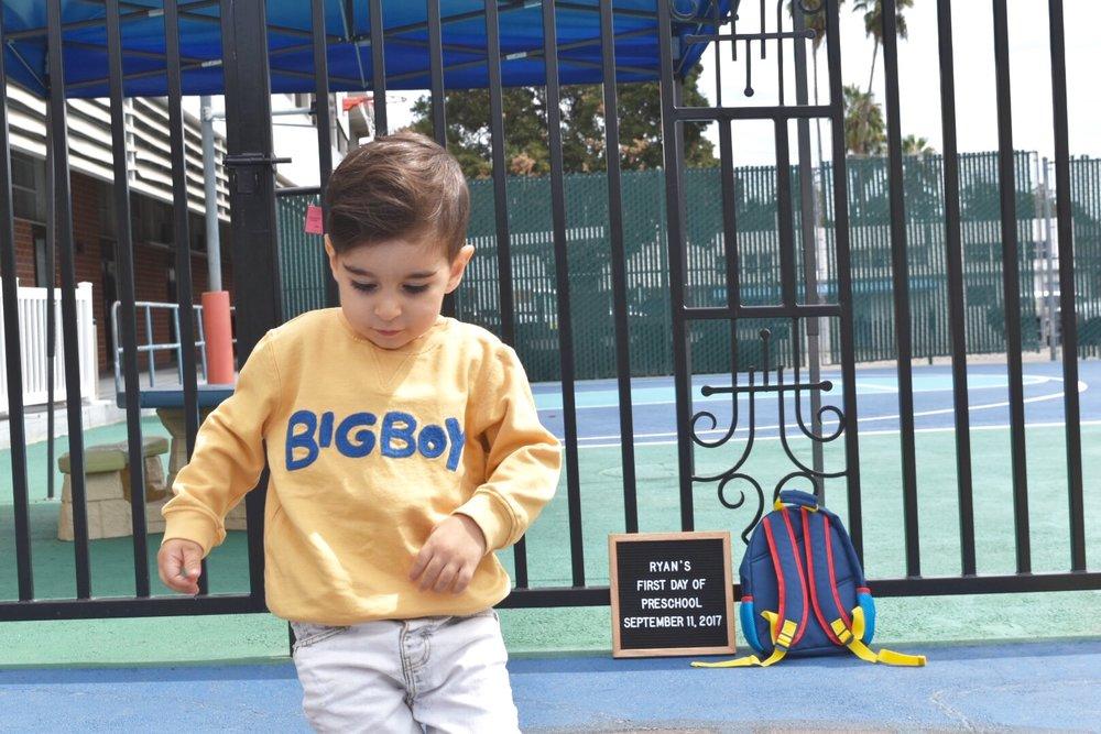 Ryan preschool 2