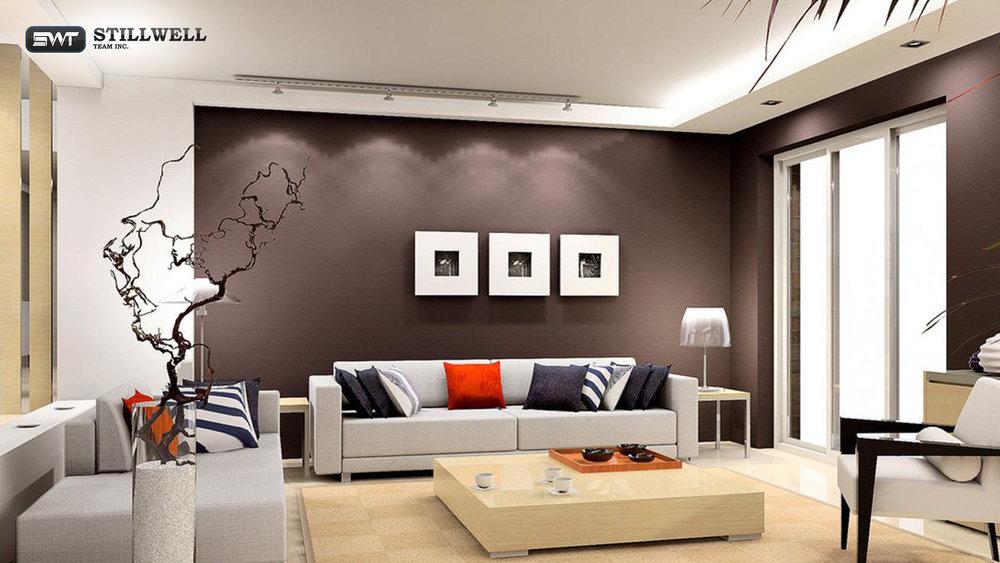 Interior design services in New York