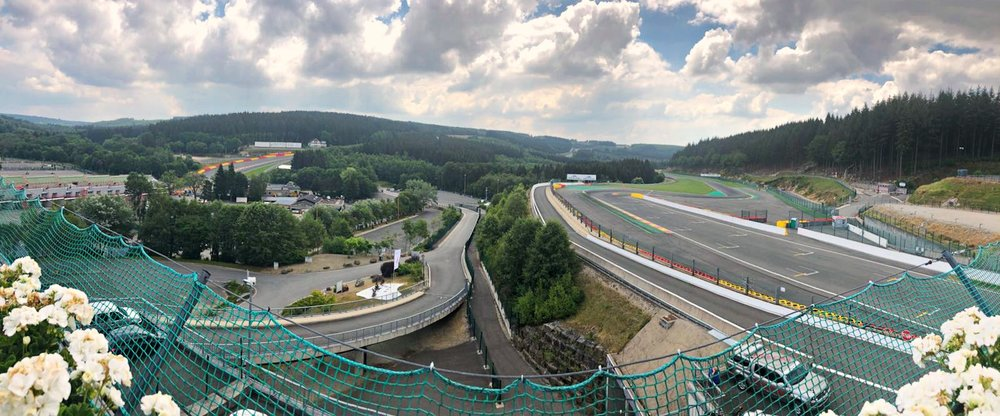 The majesty of Spa