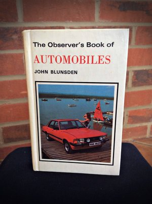 5f51ee05dcb The Observers book of Automobiles.