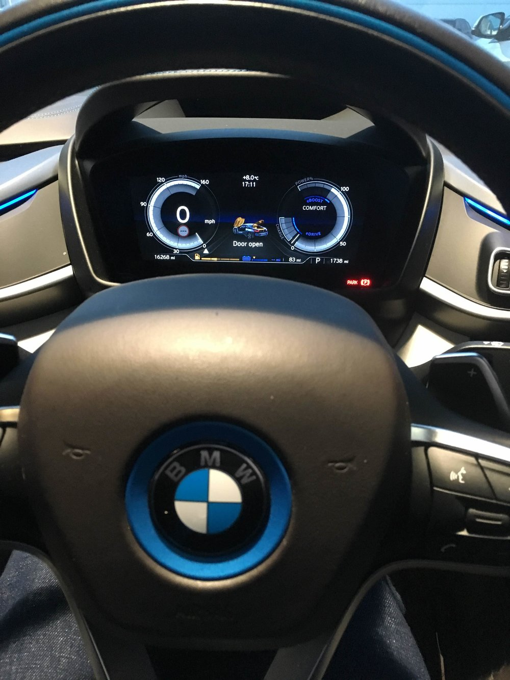 BMW badge, get used to this….