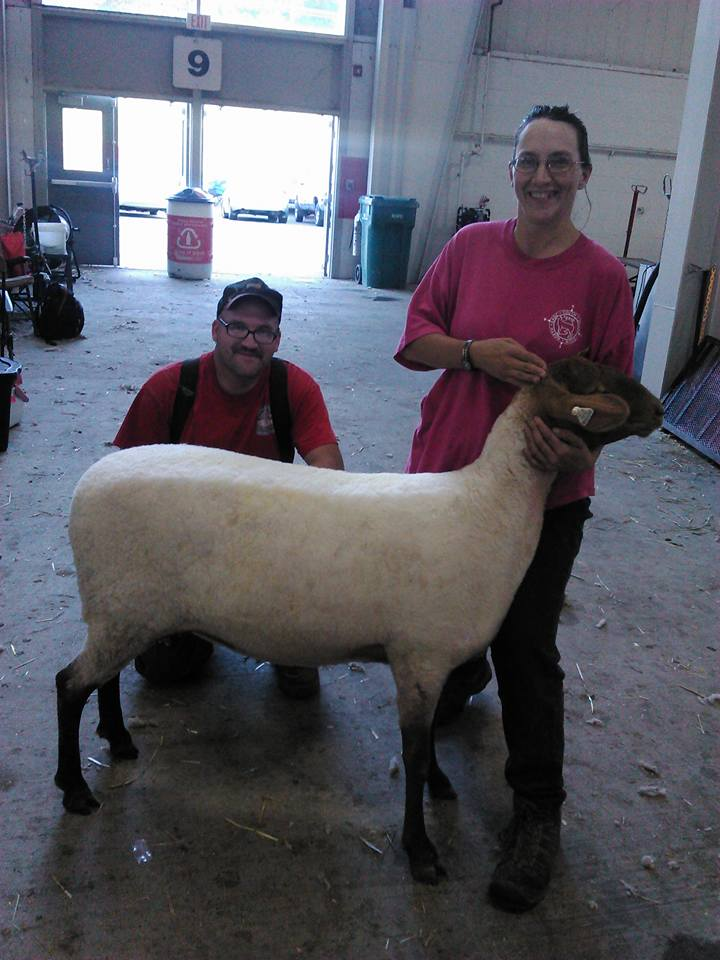 Angela and Wayne - Valley Brook Farm