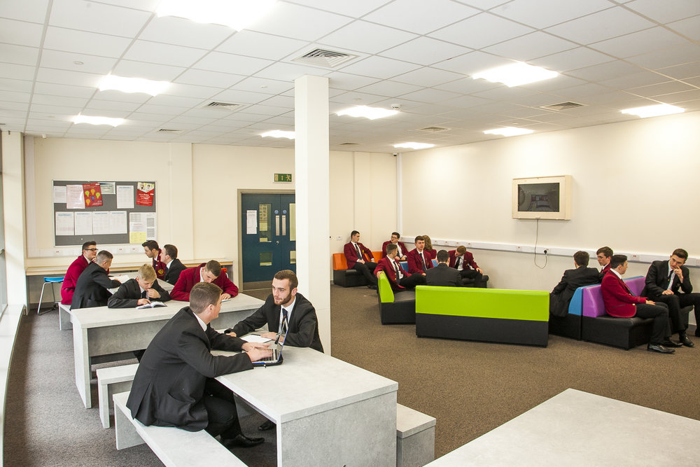 Sixth Form Facilities at Belfast Boy's Model School