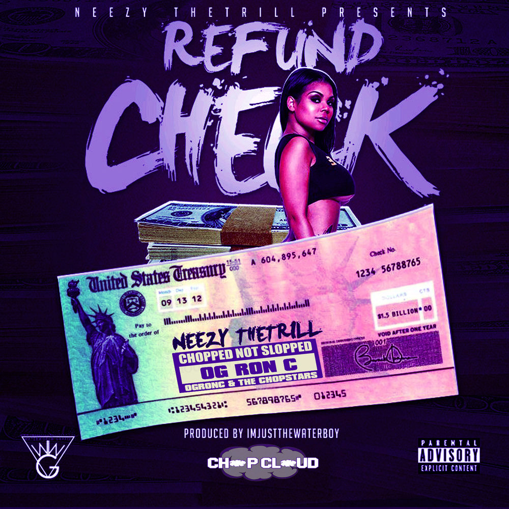 Neezy The Trill - Refund Check Cover Purple.jpg