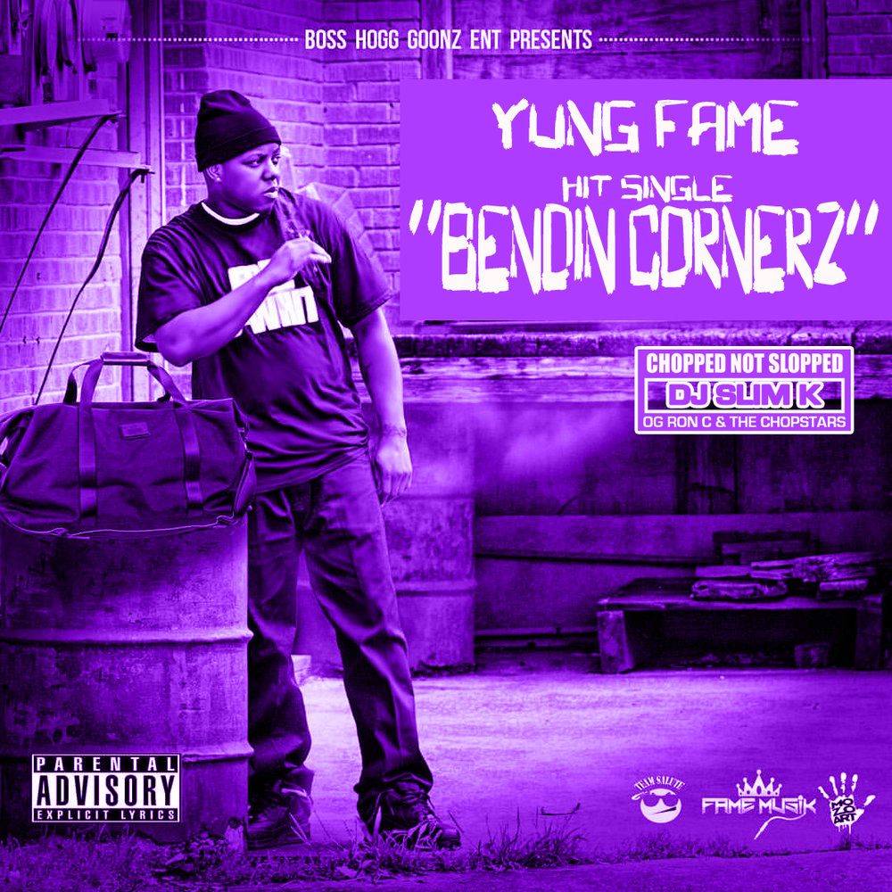 Yung Fame - Bendin Conerz cover Purple.jpg