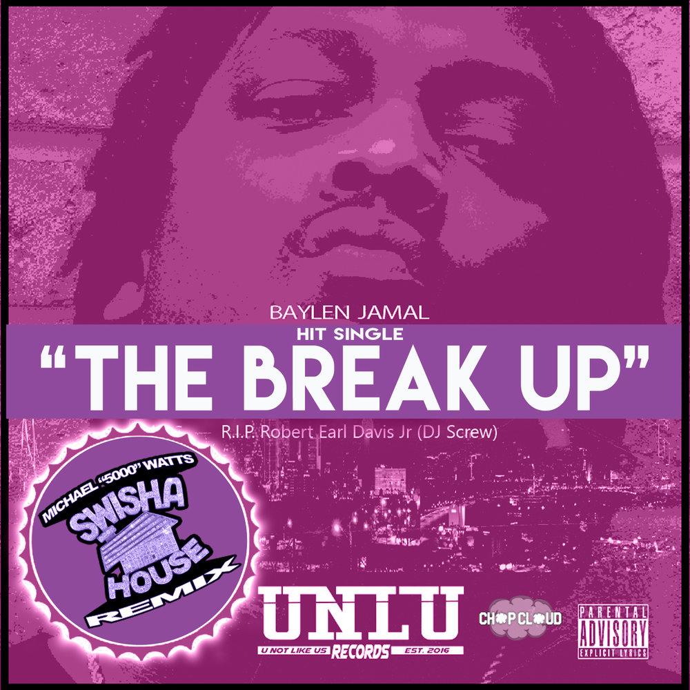 Baylen Jamal - The Break Up cover Purple.jpg